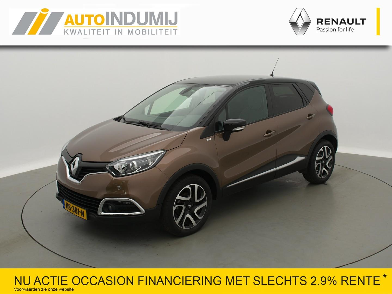 Renault Captur Tce 90 barista / speciale uitvoering! // camera / stoelverwarming / navi / leder
