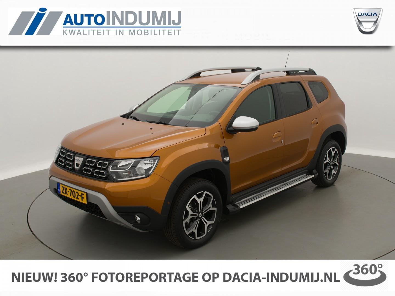 Dacia Duster Tce 130 prestige // rondomview camera / keyless / navi / climate control