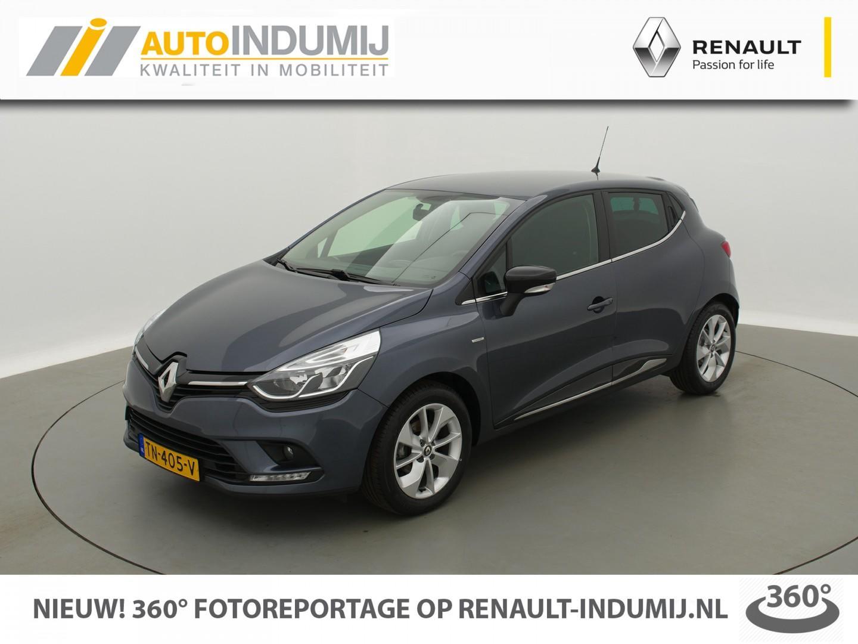 Renault Clio Tce 90 limited // navi / airco / parkeersensoren / bluetooth