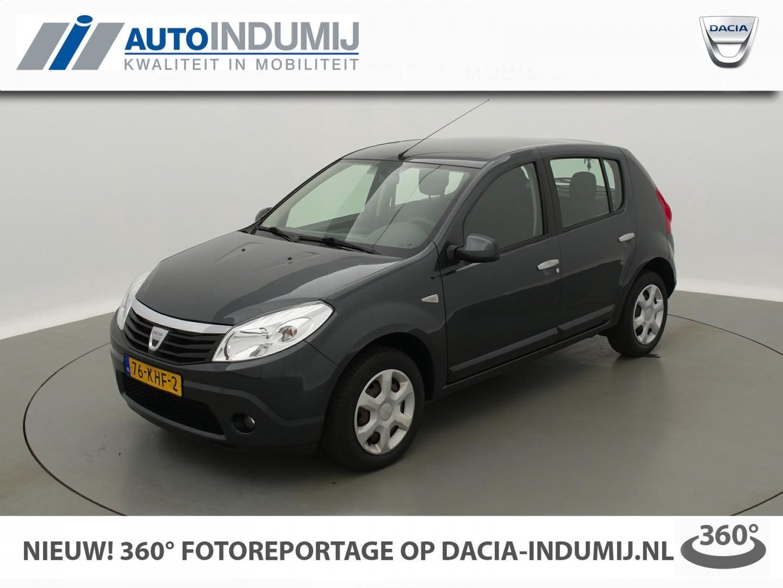 Dacia Sandero 1.2 lauréate 5drs. // airco / volledig onderhouden