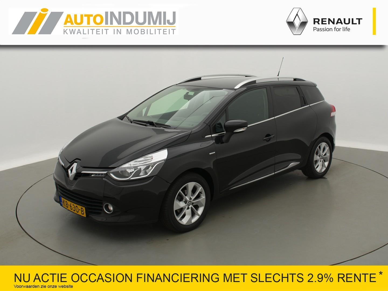 Renault Clio Estate tce 90 limited // navi / bluetooth / parkeersensoren