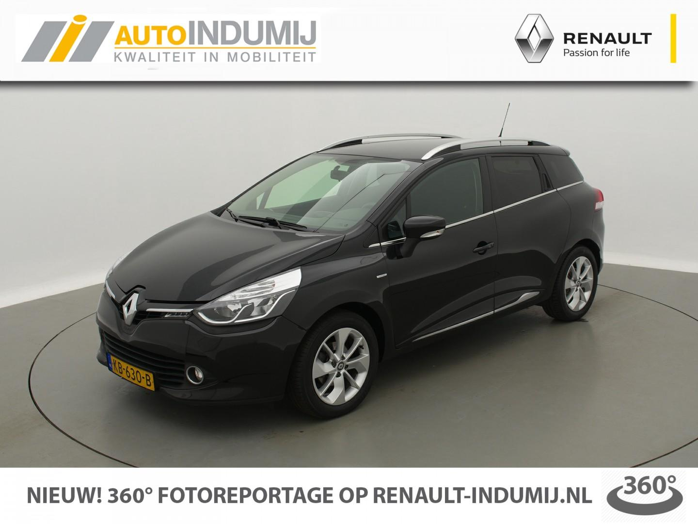 Renault Clio Estate tce 90 limited / actie! // navi / bluetooth / parkeersensoren