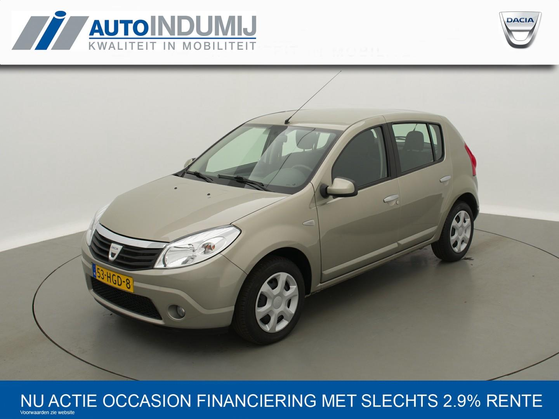 Dacia Sandero 1.4 lauréate / unieke kilometerstand nap // airco / elektrische ramen