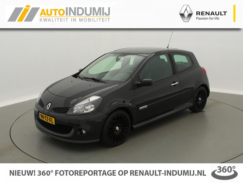 Renault Clio 1.4-16v exception rs-line / dikste clio van nl! // schuif- kanteldak / airco / origineel sportpakket / stoelverwarming