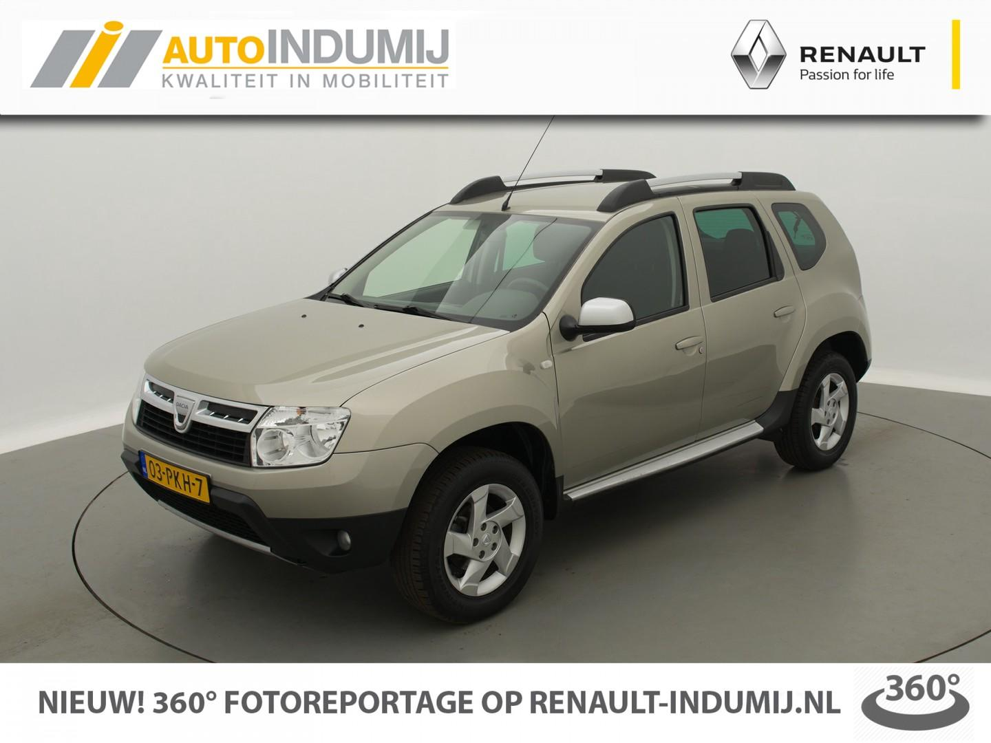 Dacia Duster 1.6 lauréate 2wd incl. winterset! // airco / trekhaak