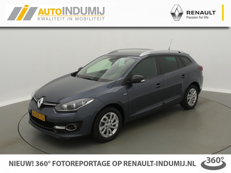 Renault Mégane Estate tce 115 limited 1e eigenaar! / nu kopen = volgende week rijden! // navi / bluetooth / parkeersensoren