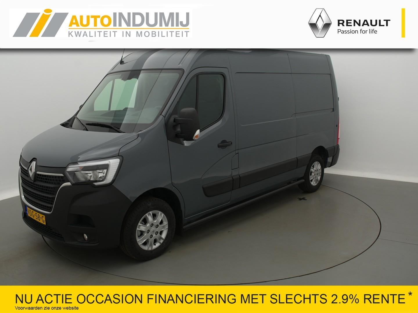 Renault Master T35 2.3 dci 180 l2h2 energy // navi / climate control / cruise control