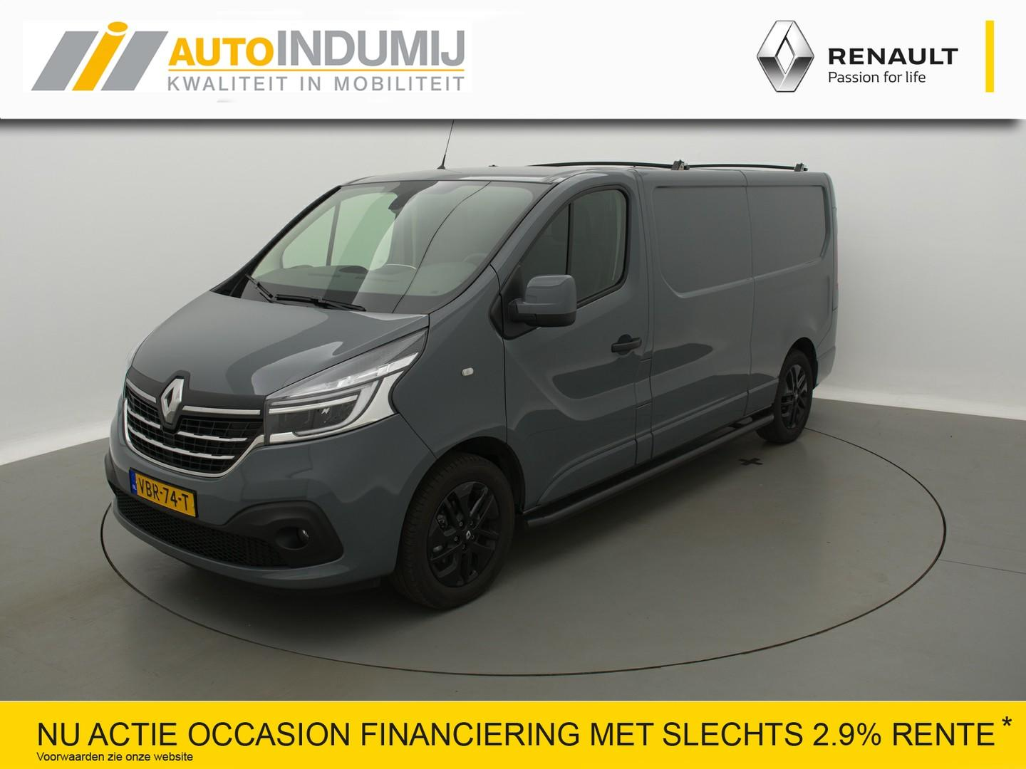 Renault Trafic Dci 145 t29 l2h1 luxe // navi / camera / climate control