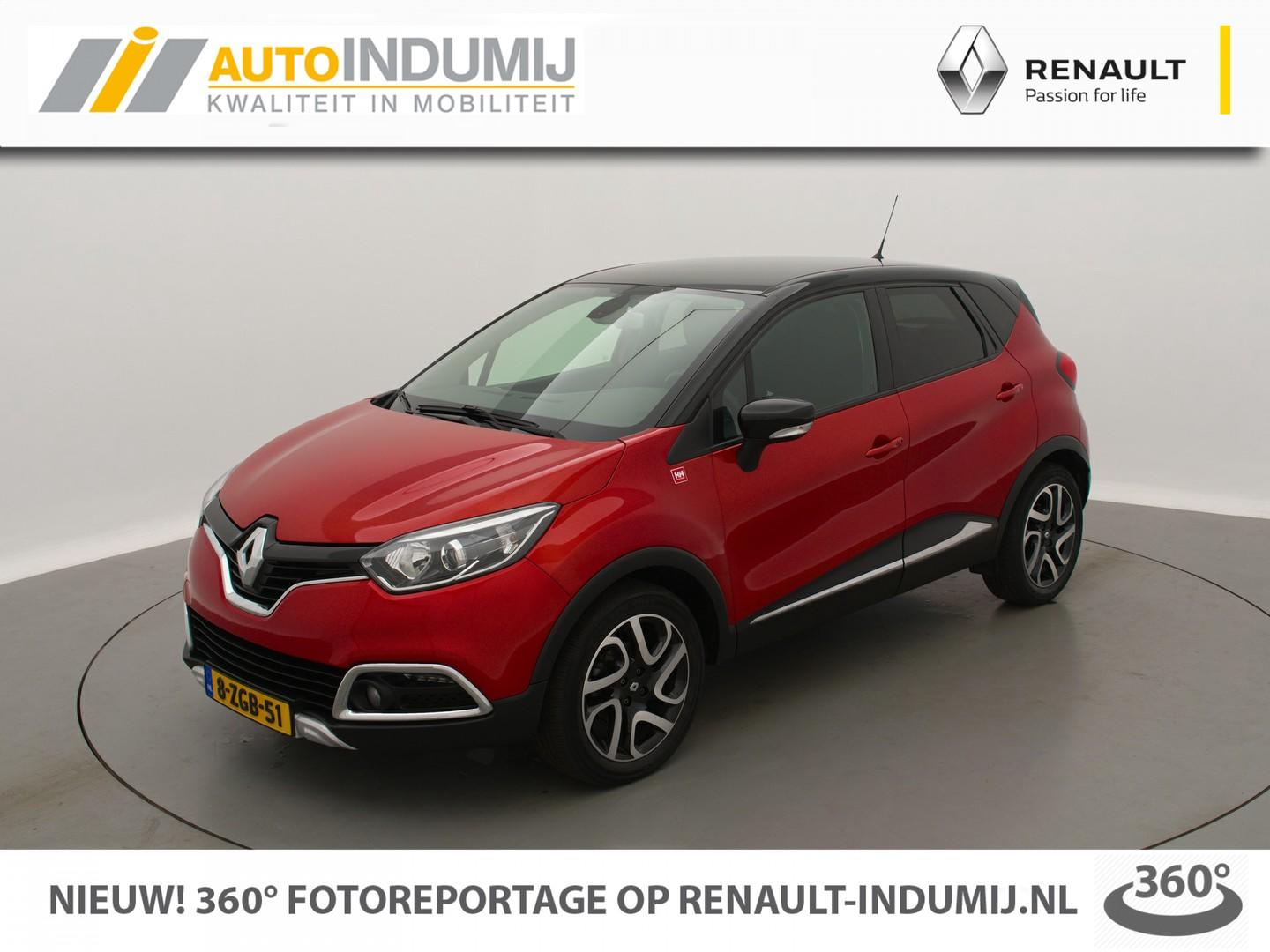 Renault Captur Tce 90 helly hansen / extra scherp voordeel! / speciale uitvoering! // camera / navi / cruise control