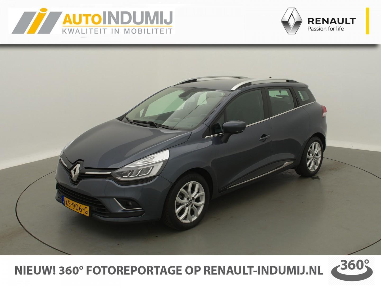 Renault Clio Estate tce 90 intens / btw aftrekbaar! // camera / navi / bluetooth / led / park assist