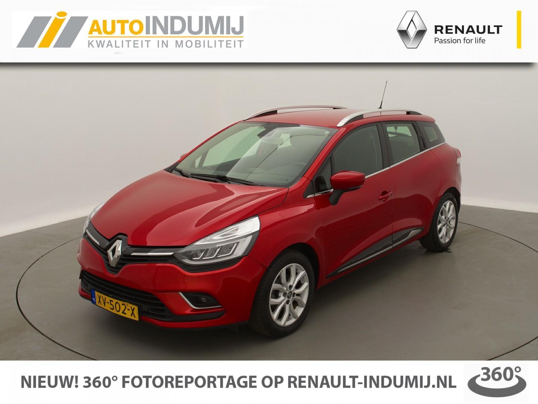Renault Clio Estate tce 90 intens / btw aftrekbaar! // park assist / camera / navi / climate control