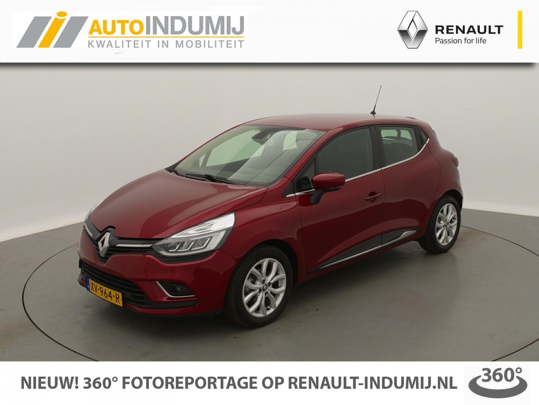 Renault Clio Tce 90 intens / btw aftrekbaar! // full led / park assist / camera