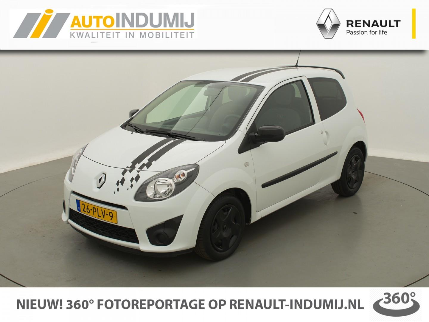 Renault Twingo 1.2-16v collection // airco / sport striping / gt spoiler