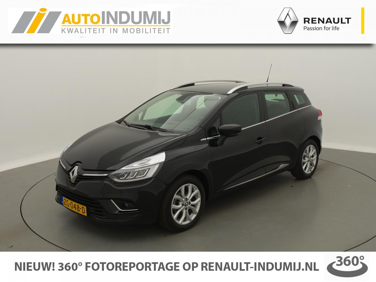 Renault Clio Estate tce 90 intens // full led / navi / climate control
