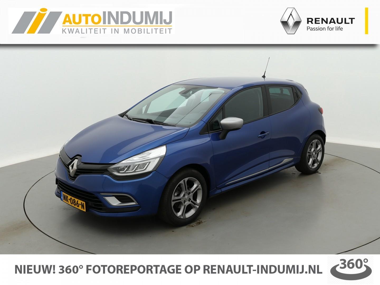 Renault Clio Tce 90 intens gt-line / mooiste clio van nl! // navi / camera / stoelverwarming / keyless