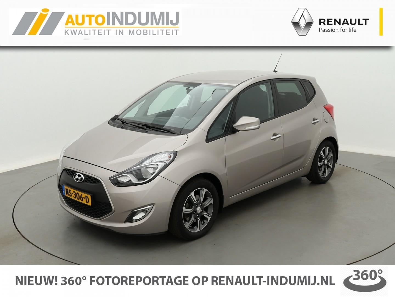 Hyundai Ix20 1.4i go! // airco / navi / bluetooth / trekhaak