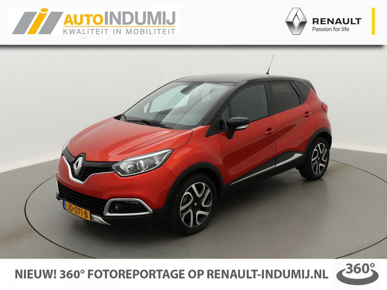 Renault Captur Tce 90 xmod // navi / stoelverwarming / leder / climate control