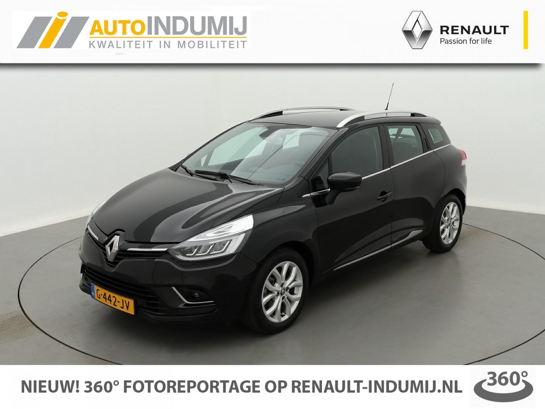 Renault Clio Estate tce 90 intens / nieuwstaat! // navi / climate control / camera