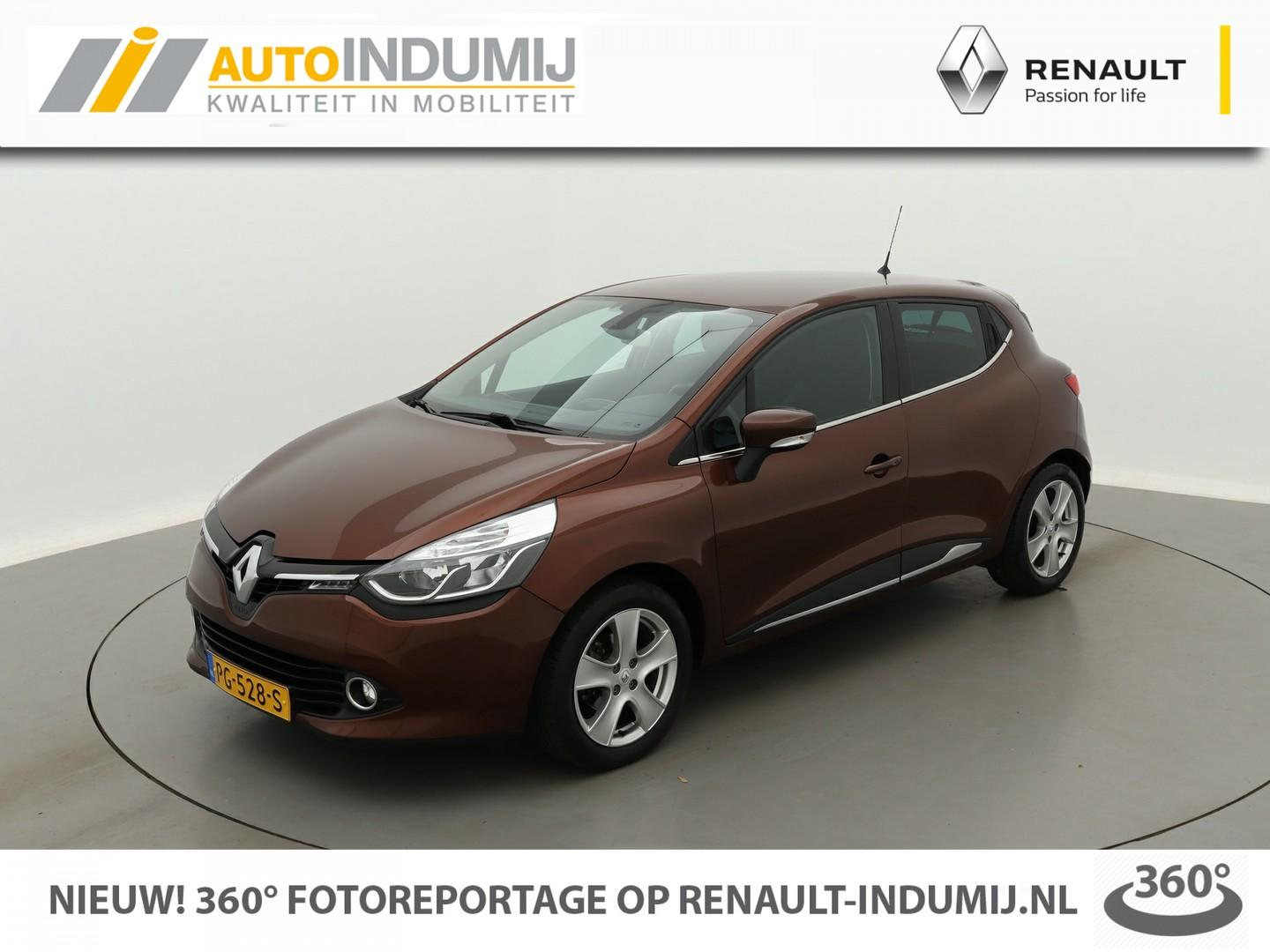 Renault Clio Tce 90 dynamique / luxe uitgevoerd! // navi / keyless / climate control