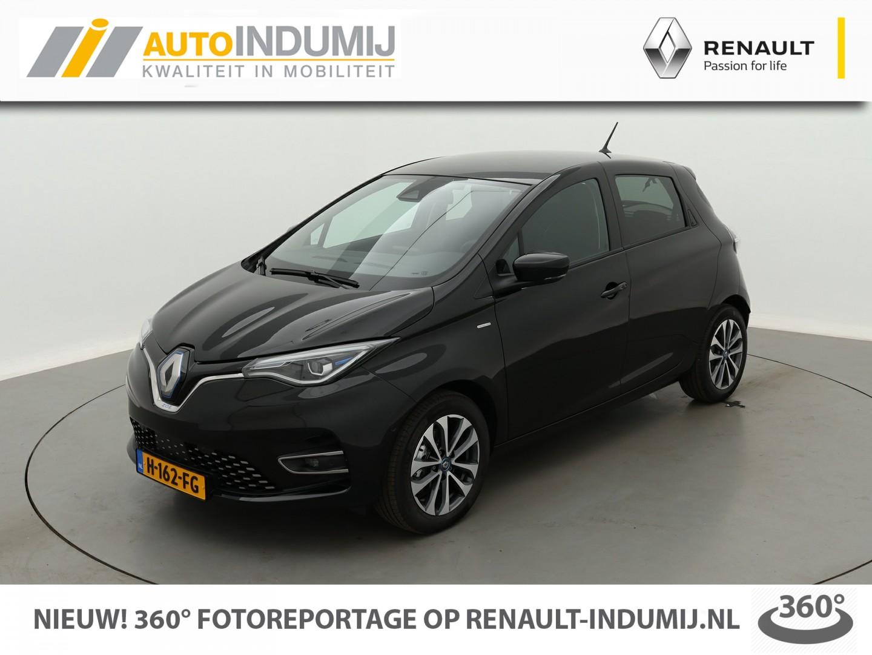 Renault Zoe R135 edition one 50 (batterijkoop) / prijsvoordeel: zie omschrijving! / demo voordeel // full options!