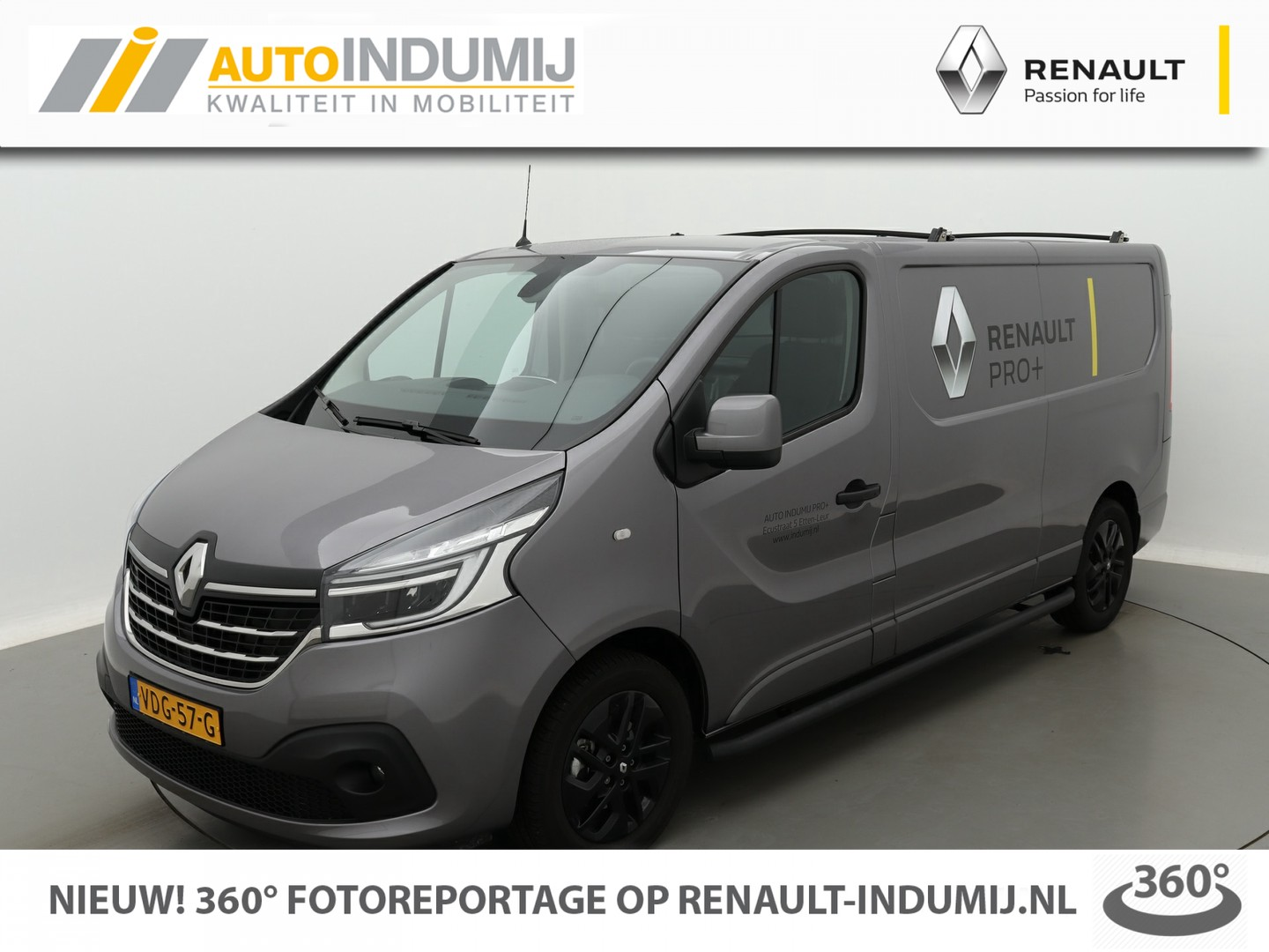 Renault Trafic Dci 170 t29 l2h1 170 luxe automaat // navi / climate control