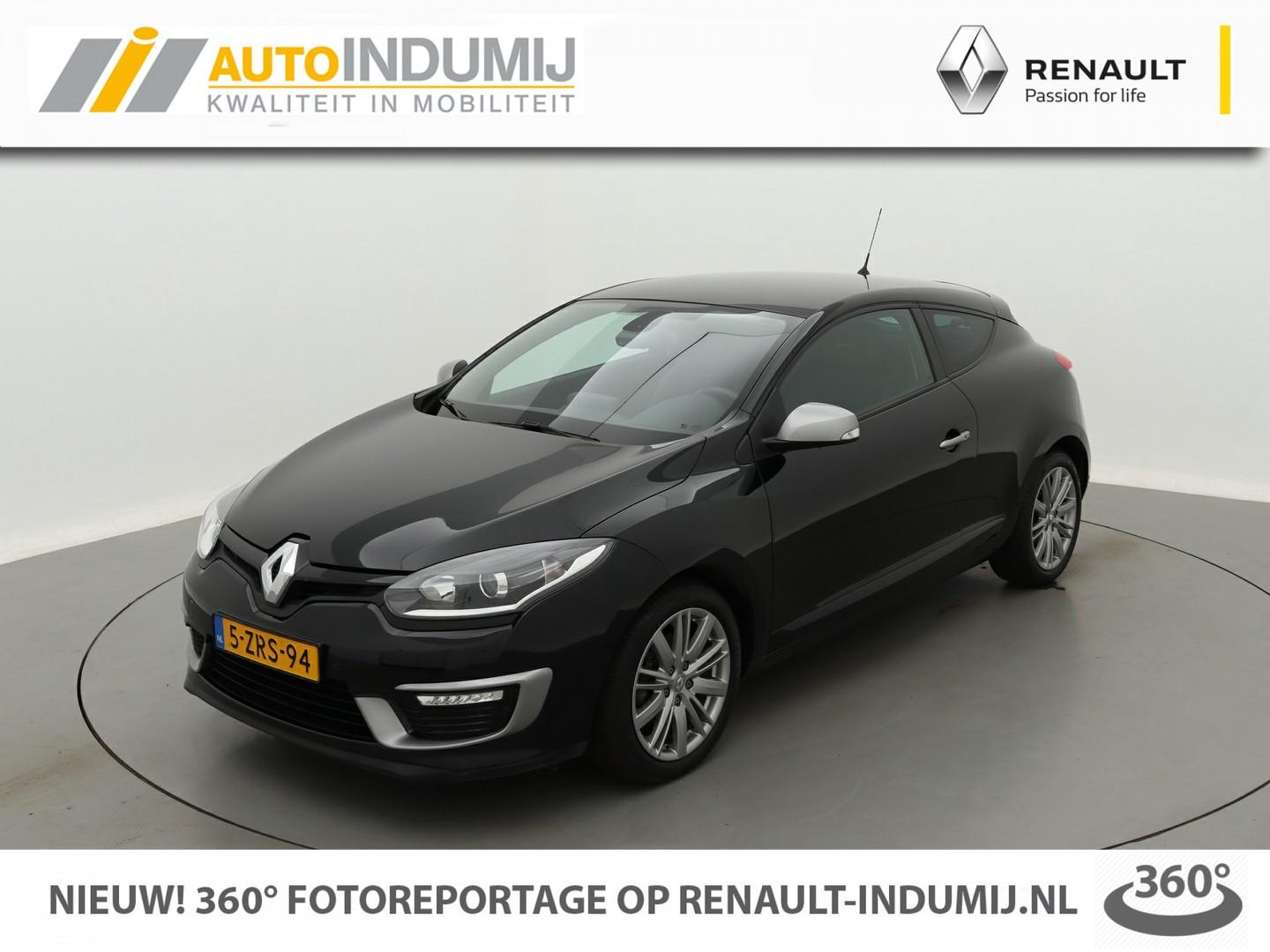 Renault Mégane Tce 130 gt-line / perfecte staat! // r-link navi / climate control / bluetooth