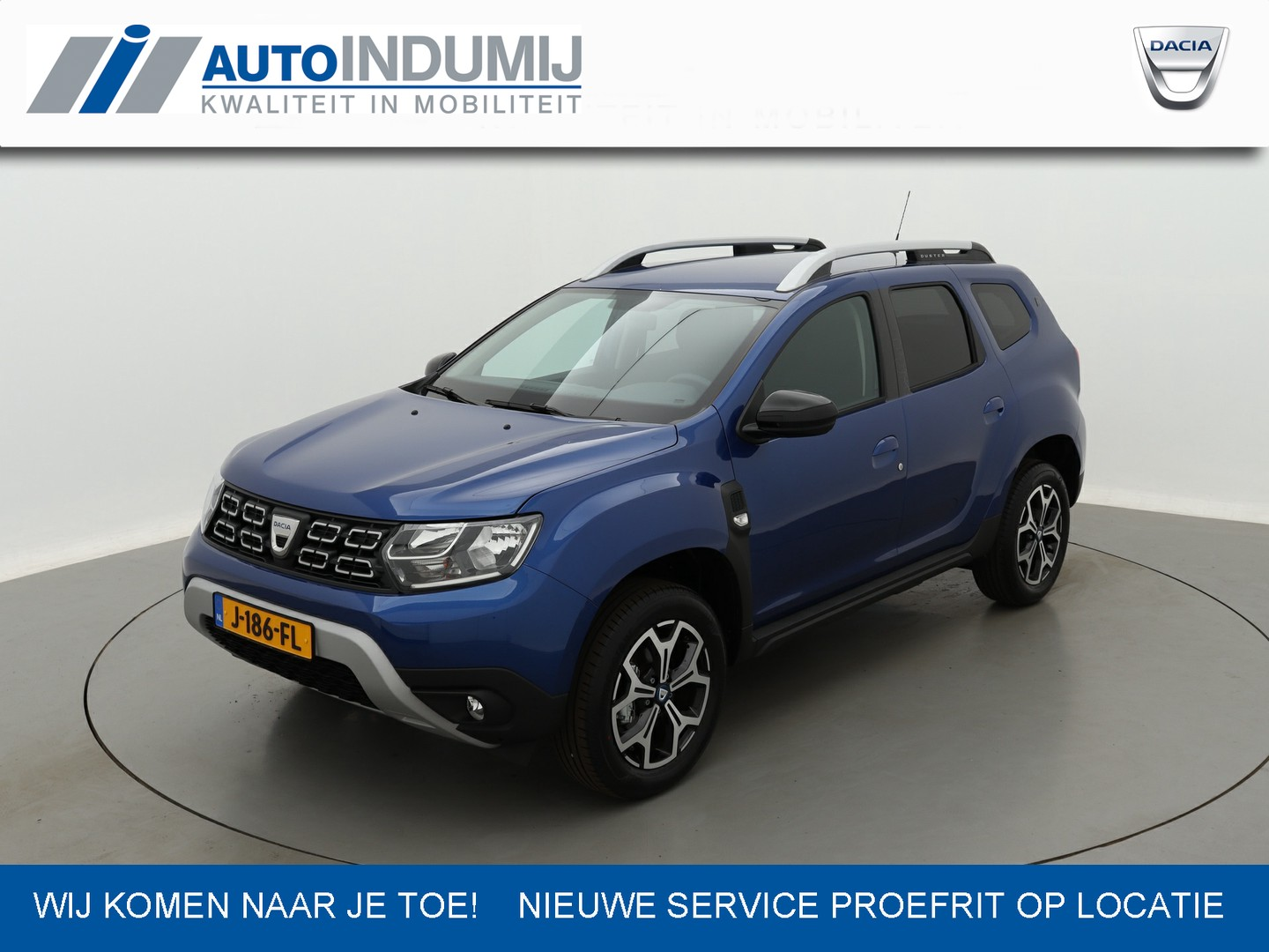 Dacia Duster Tce 130 gpf série limitée 15th anniversary // dodehoek detectie / navi / camera / keyless