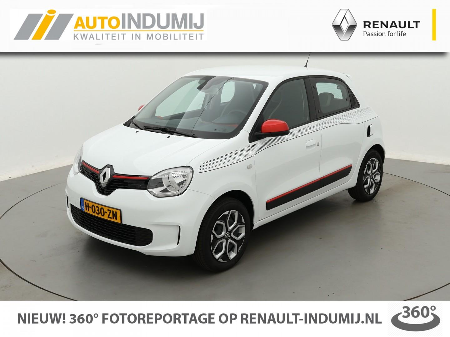 Renault Twingo Sce 75 collection / demo voordeel! // bluetooth / airco