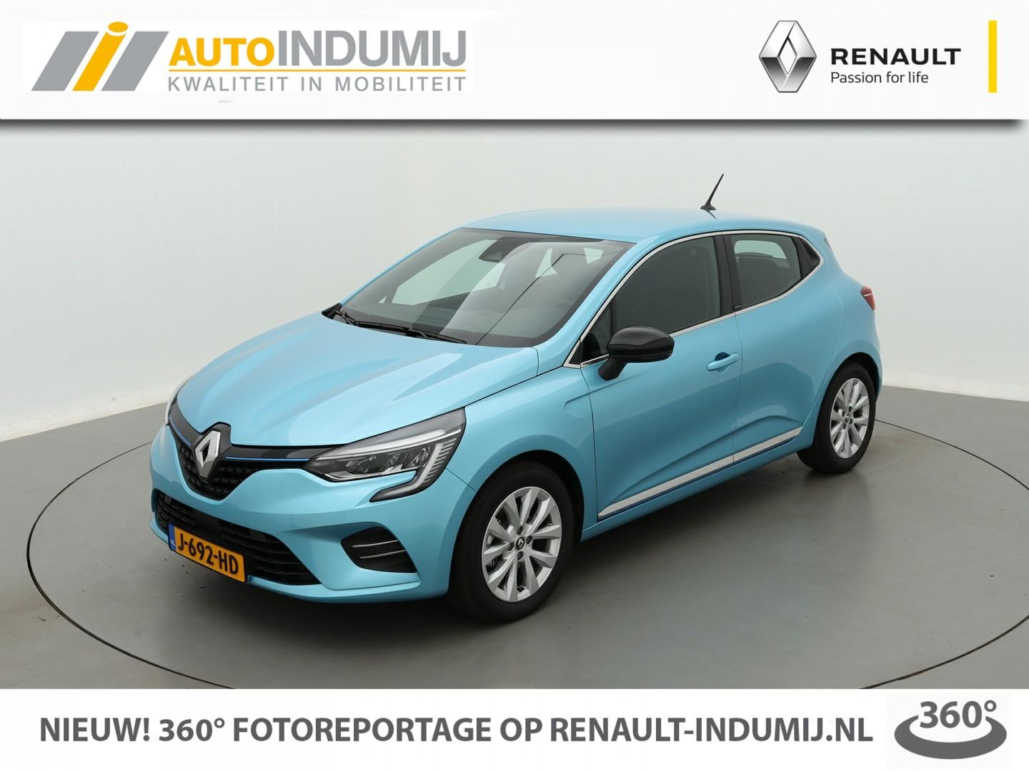 Renault Clio 1.6 hybrid intens automaat / demo voordeel! // camera / apple carplay / android auto / climate control