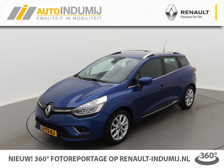 Renault Clio Estate tce 90 intens // navi / stoelverwarming / climate control / camera