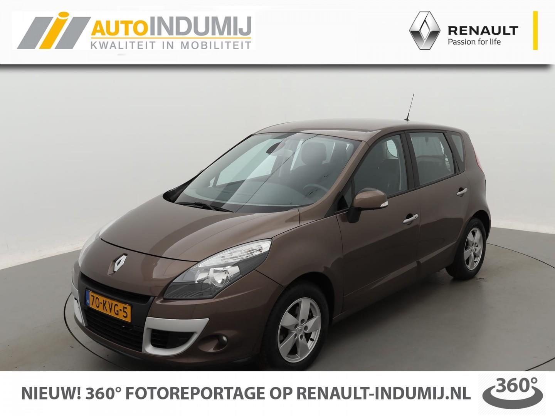 Renault Scénic 1.6 dynamique / ideale auto met ruimte! // navi / climate control / parkeersensoren