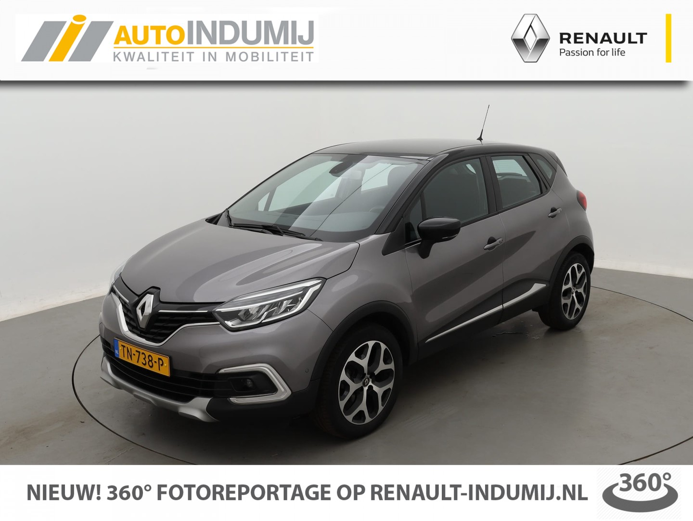 Renault Captur Tce 90 intens / perfecte staat! // navi / park assist / climate control