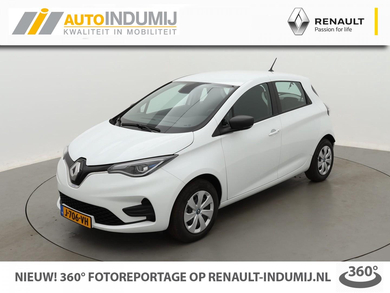 Renault Zoe R110 life 50 / batterijkoop! // apple carplay / android auto / climate control