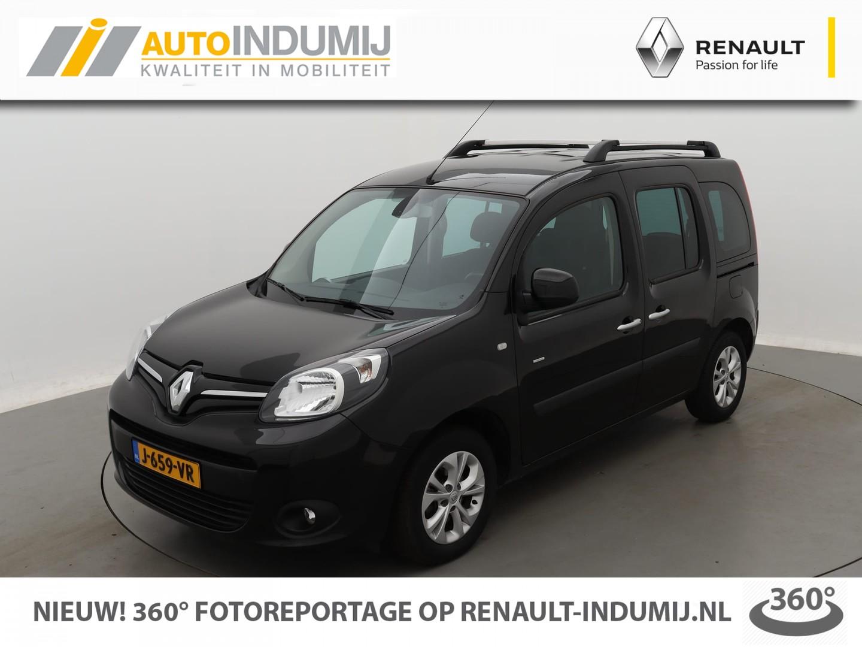 Renault Kangoo Family tce 115 limited start&stop / perfecte staat! // navi / climate control / bluetooth / parkeersensoren