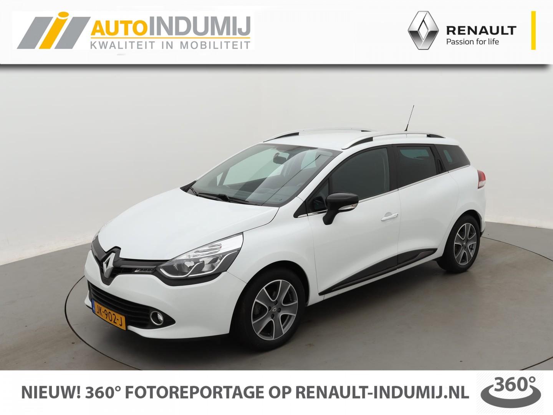 Renault Clio Estate tce 90 night&day / 1e eigenaar! // navi / bluetooth / parkeersensoren
