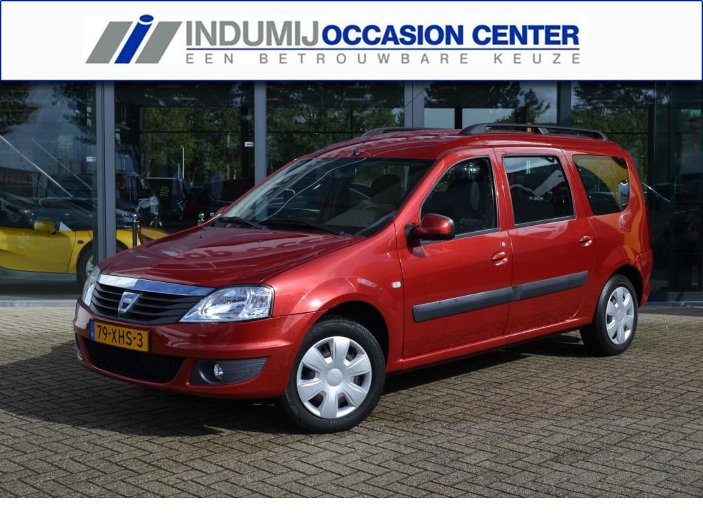 Dacia Logan Mcv 1.6-16v lauréate 7p. // trekhaak / airco / bluetooth