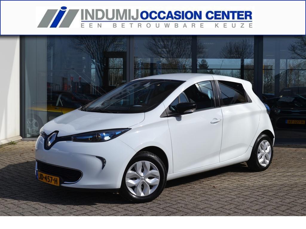 Renault Zoe R240 intens (incl. btw) // navi / climate control / ex accu