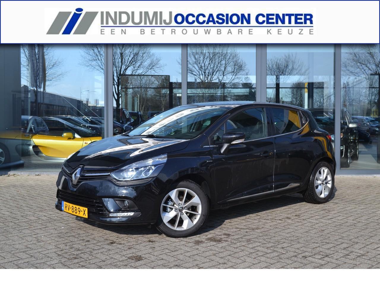 Renault Clio Tce 90 limited // navi / parkeersensoren / airco / camera