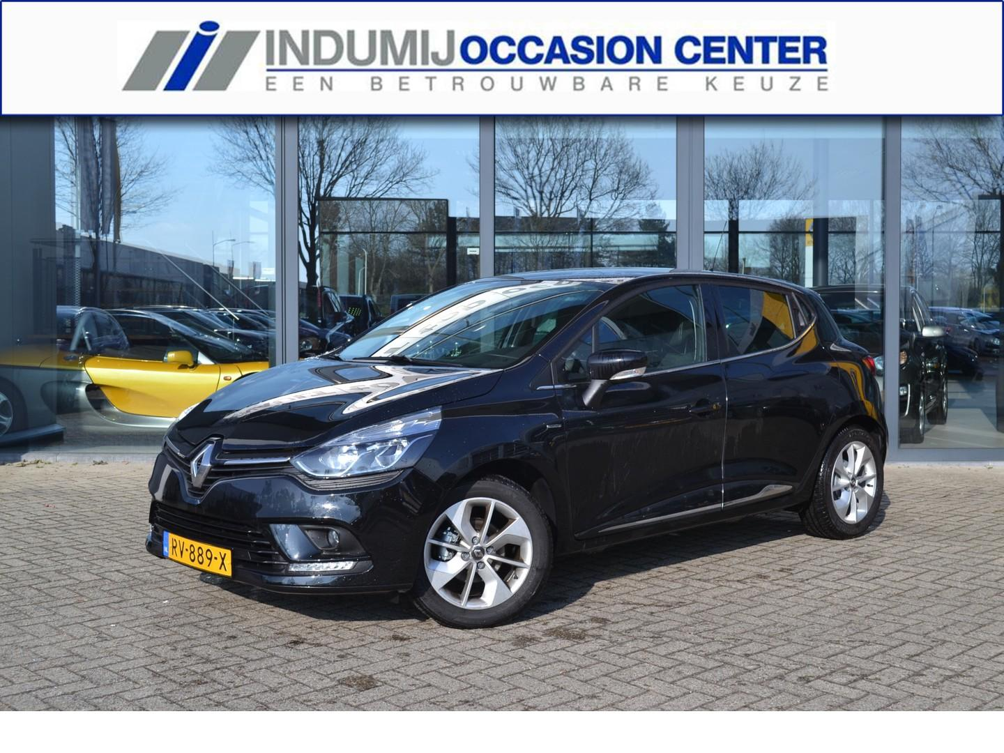 Renault Clio Tce 90 limited // navi / parkeersensoren / airco / camera
