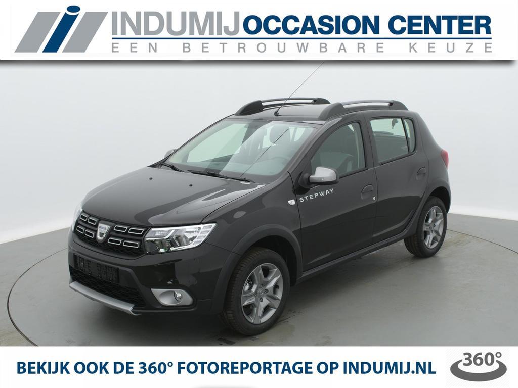 Dacia Sandero 0.9 tce stepway *nieuw**bpm voordeel* // navi / camera / airco