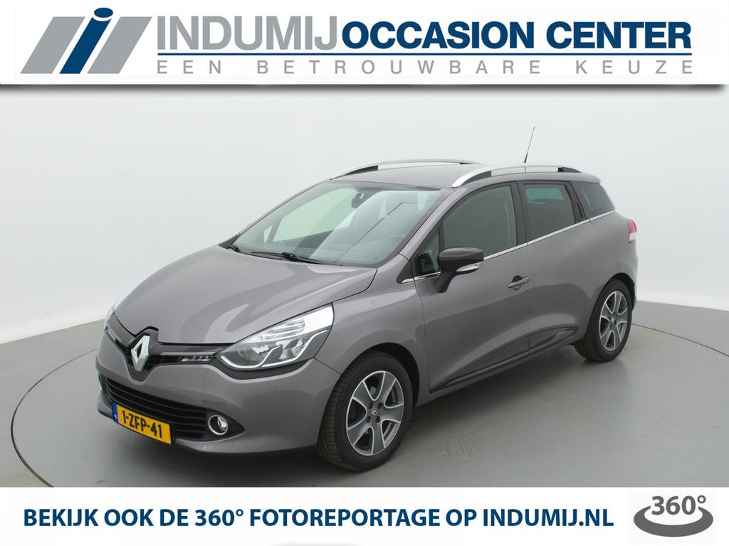Renault Clio Estate dci 90 eco night&day // navi / 16 inch lmv / pdc