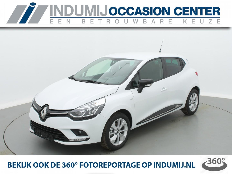 Renault Clio Tce 90 limited *nieuw* // navi / parkeersensoren / airco / bluetooth