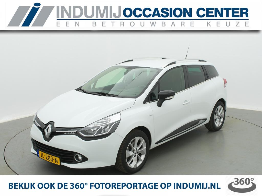 Renault Clio Estate tce 90 limited // navi / cruise control / airco / pdc