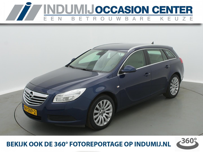 Opel Insignia Sports tourer 1.6t 180pk sport // navi / climate control / wegklapbare trekhaak / 1e eigenaar!!