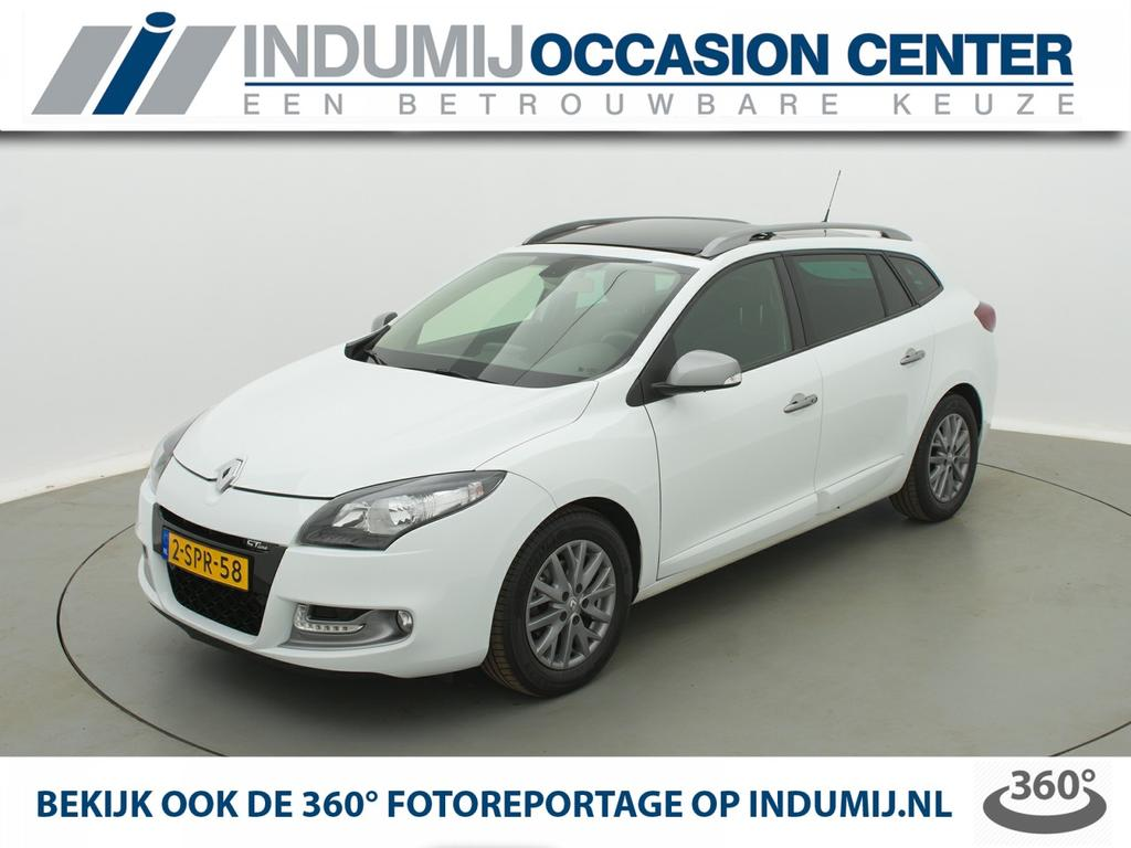 Renault Mégane Estate 1.5 dci gt-line // navi / camera / bluetooth / pdc