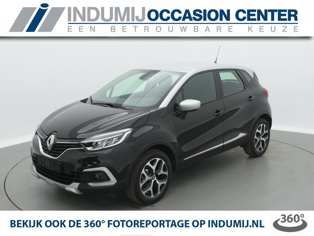 Renault Captur Tce 90 intens *nieuw* // navi / led / keyless