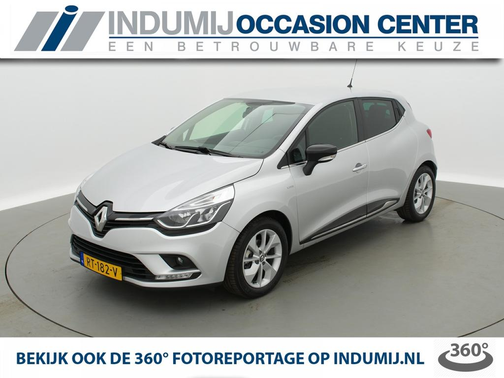 Renault Clio Tce 90 limited // navi / airco / cruise control / pdc