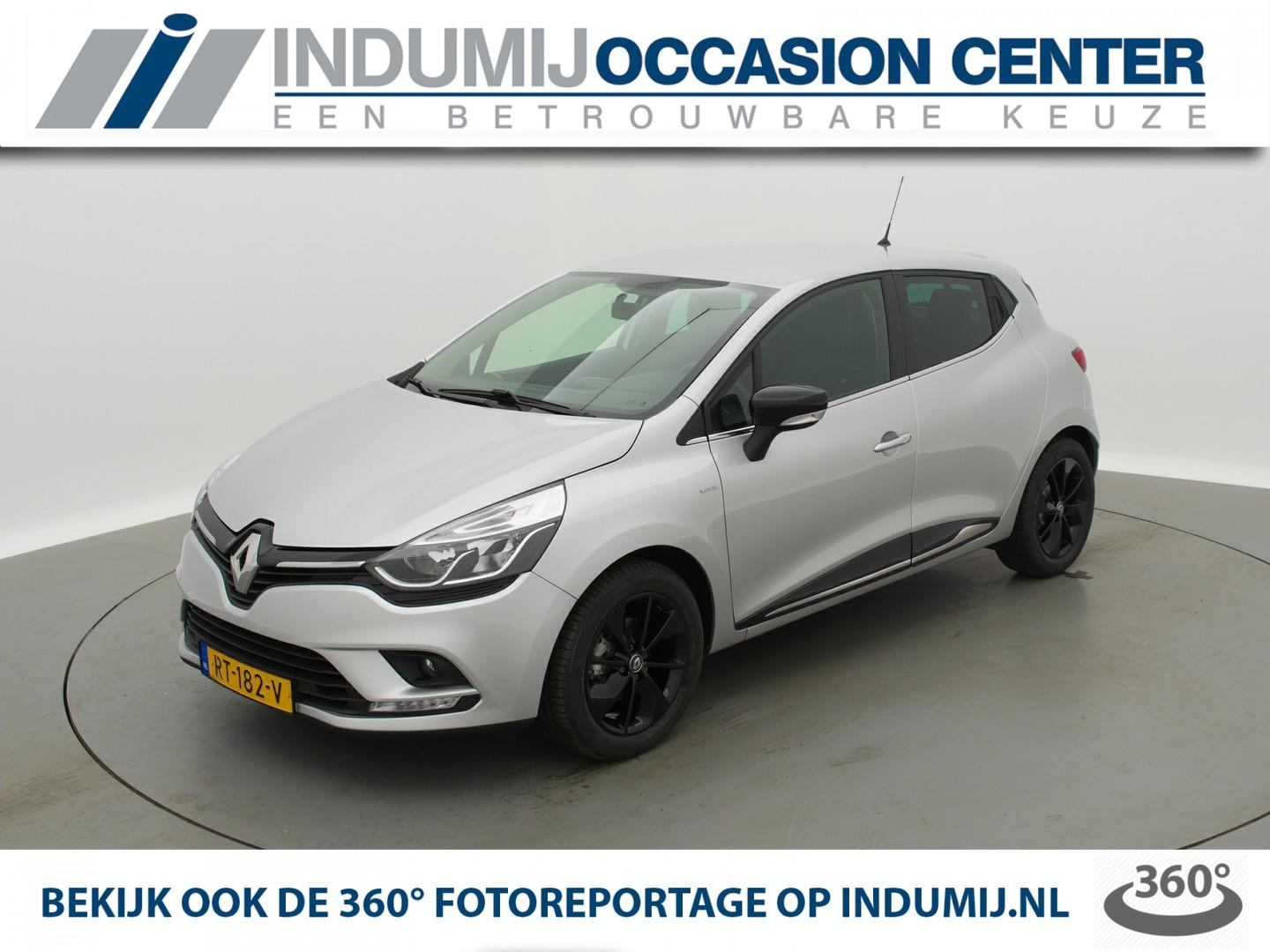 Renault Clio Tce 90 limited // navi / airco / cruise control / parkeersensoren