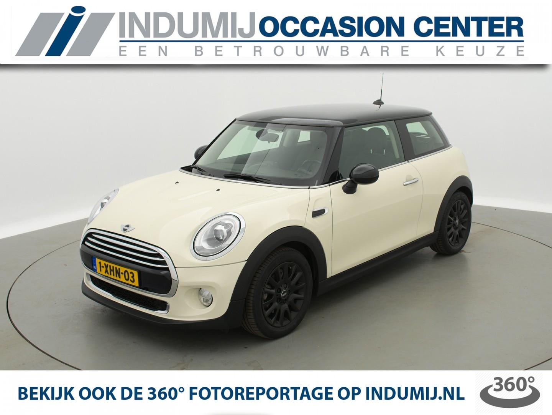 Mini Mini 1.5 cooper first born edition // navi / led / sportstoelen / parkeersensoren