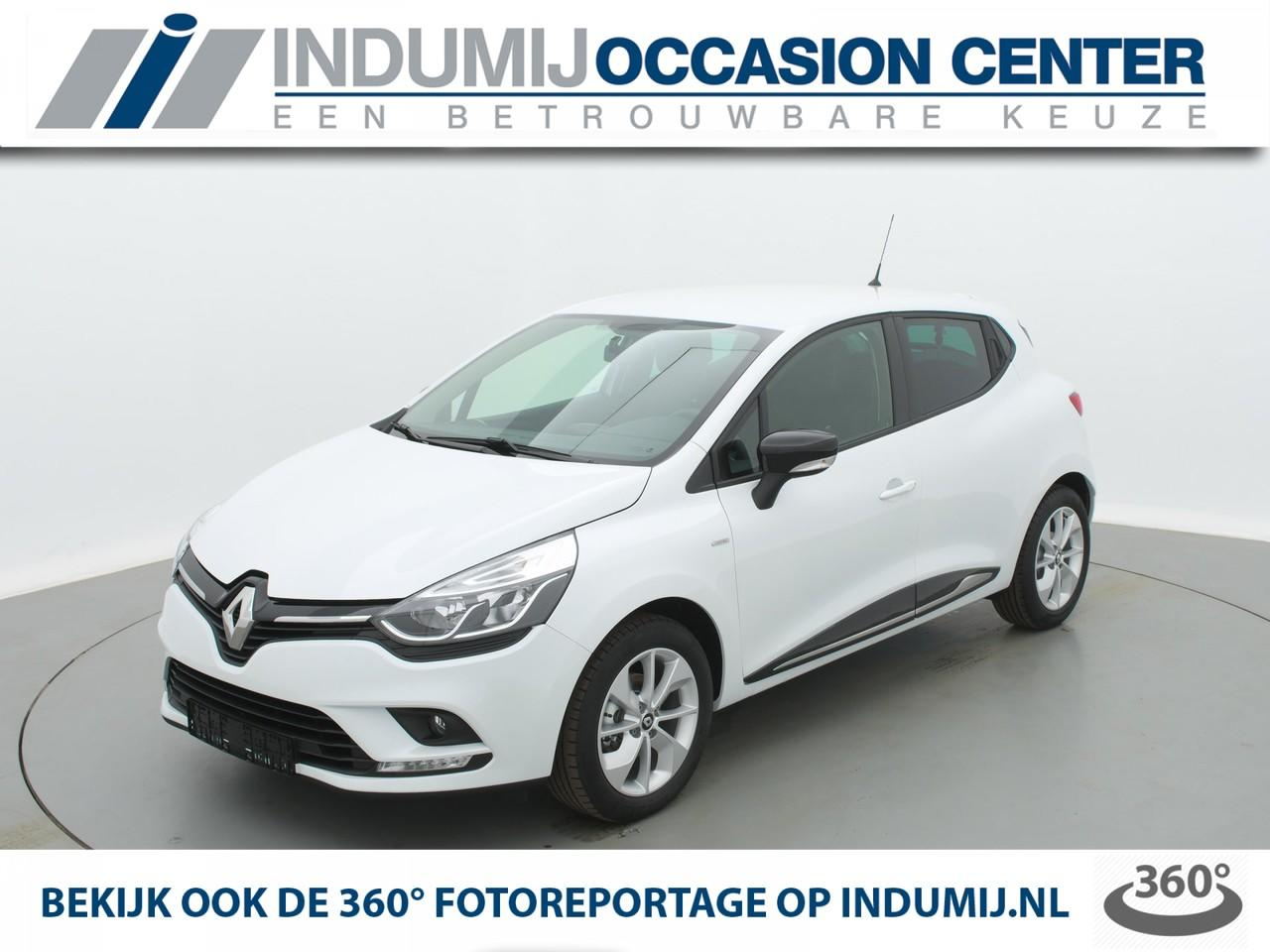 Renault Clio Tce 90 limited *nieuw* // navi / parkeersensoren / airco / bluetooth